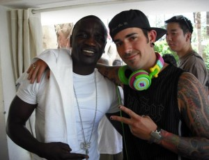 Dj Shift and Akon