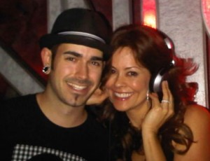Dj Shift with Brooke Burke