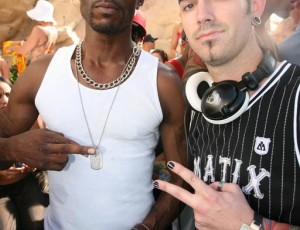 Dj Shift and DMX