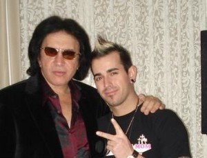 Dj Shift With Gene Simmons