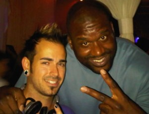 Dj Shift with Shaq