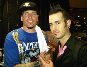 Dj Shift with Vanilla Ice