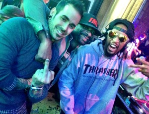 DJ Shift with DJ Irie and Lil Jon