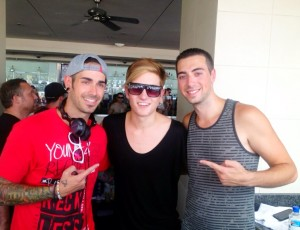 DJ Shift with Danny Avila and DJ Stretch