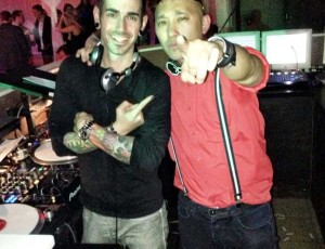 DJ Shift and Far East Movement