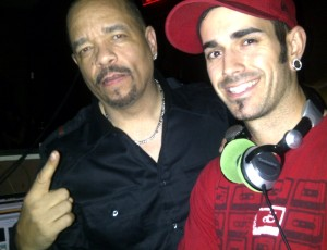 DJ Shift and Ice T