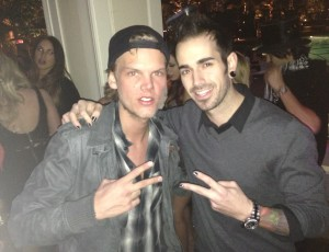 Dj Shift and Avicii