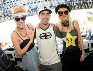 Dj Shift and Nervo