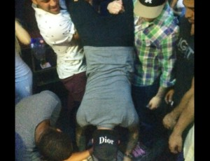 Keg Stand @ Light