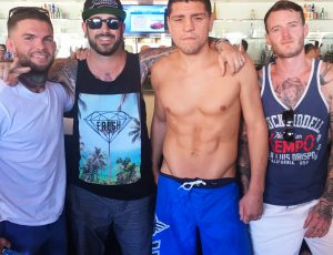 Wet Republic with Cody Garbrandt and Nick Diaz