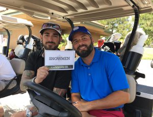 Hakkasan Charity Golf Tournament